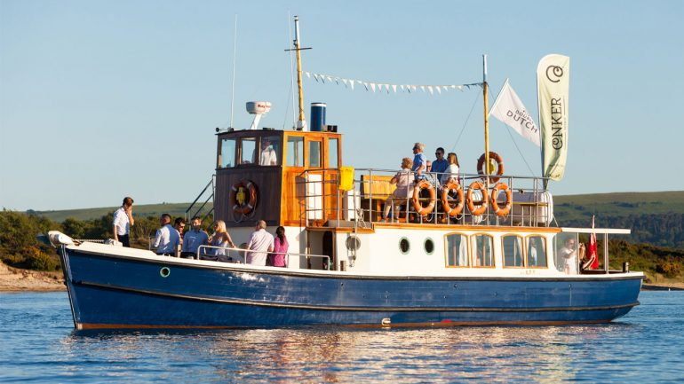Set sail with Dorset Cruises