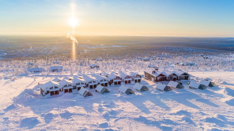 Plan the trip of a lifetime to Lapland