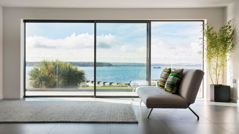How to choose glazing for coastal living