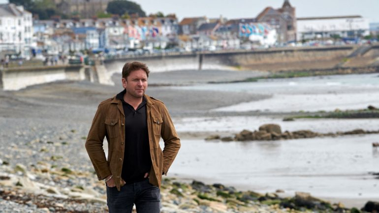 James Martin: 'I don't think we appreciate what's on our doorstep'