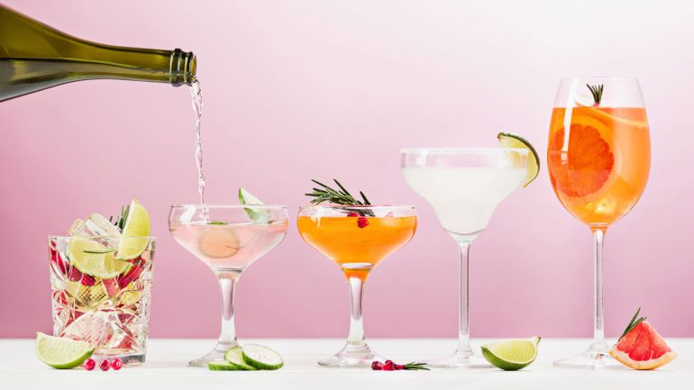 8 Summer cocktails to cause a stir