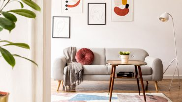 8 Easy ways to make your home feel lighter and brighter