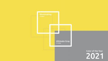 Pantone's 2021 Colour of the Year; Stylish grey and yellow – here's how to get the look…
