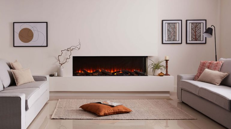 Introducing the New Forest 1600 Electric Fire