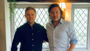 Multi-award winning restaurateur Andy Lennox has joined forces with landlord Nick Pestana