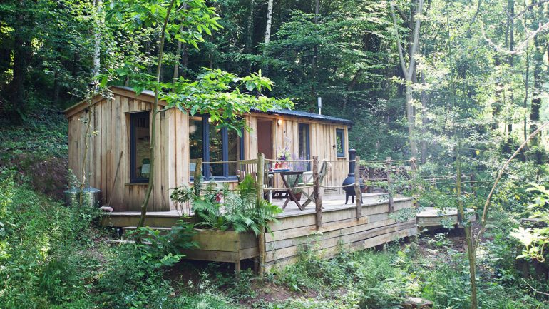 The best British forest retreats for a short break