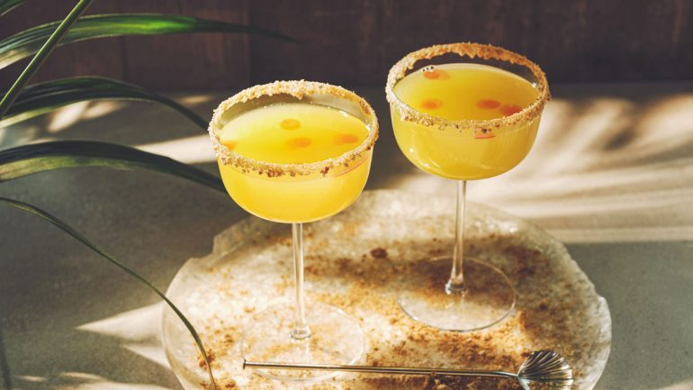 3 Signature cocktails for you to conjure up at home