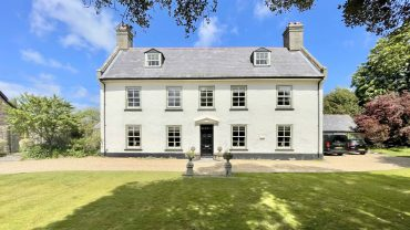 A truly stunning character home set in an idyllic location