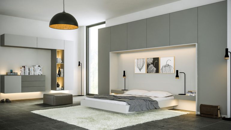 Interiors by Haroys ask: Are you a freestanding or fitted wardrobe advocate?