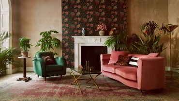 At home with Paloma Faith, as she launches her first interiors label